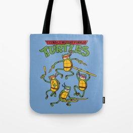 Finnja Turtles Tote Bag