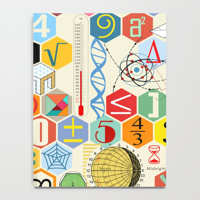 Math in color Notebook