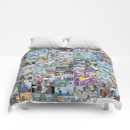 Landlubber Super-Shirt Comforters