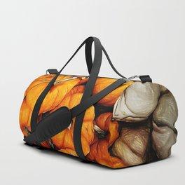 Tiny Pumpkins Pile Duffle Bag