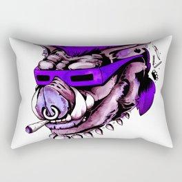 Beebop Don't Stop Rectangular Pillow