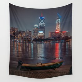 GO PATS 2019 Wall Tapestry