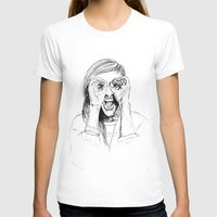 ellie goulding T-shirts featuring Ellie Goulding by Sophie Melissa
