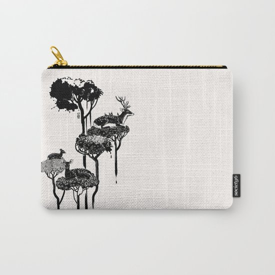 Deer to Dream Carry-All Pouch
