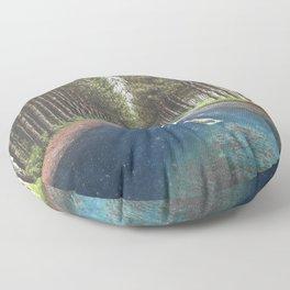 FORREST RIVER Floor Pillow
