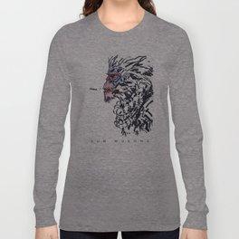 Sun Wukong the Monkey King Long Sleeve T-shirt