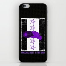 Best in the Urn (with tagline) iPhone & iPod Skin