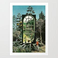 UNTITLED (Lo que aun no sabemos) Art Print