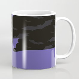 Flying Bats Coffee Mug