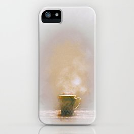 One cup II iPhone Case