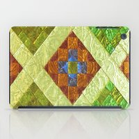 arab iPad Cases featuring arab stained glass by tony tudor