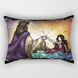 Talitha Koum Rectangular Pillow