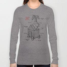 Trojan plan Long Sleeve T-shirt