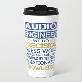 AUDIO ENGINEER Travel Mug