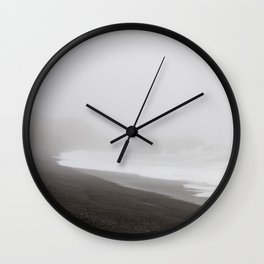 Lost Coast Mood Wall Clock