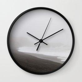 Lost Coast Mood Wall Clock