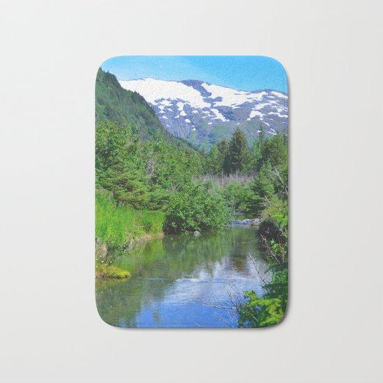 Valley Stream Bath Mat
