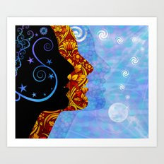 Open Minds Art Print