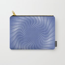 Turbine in Blue Carry-All Pouch