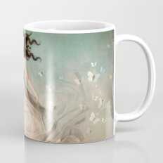 Butterfly Dress Mug