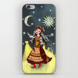 Slavic Rhapsody iPhone Skin