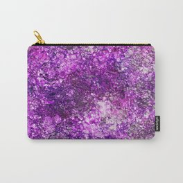 Royal Plum Carry-All Pouch