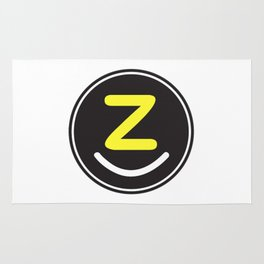 zolliophone magazine logo shopping style graphic design Rug