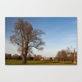 Bowood House Canvas Print