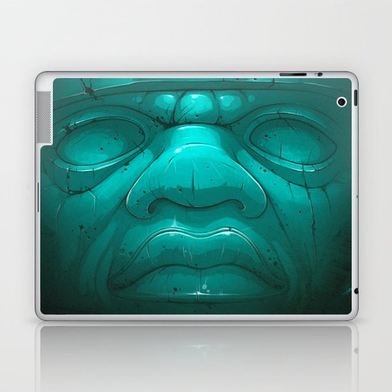 Olmeca III. Laptop & iPad Skin