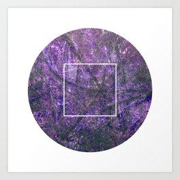 Geometrie #3 Art Print