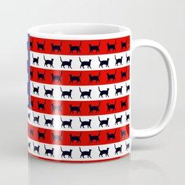 Cat Flag Coffee Mug