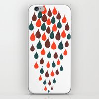 baloon iPhone & iPod Skins featuring Baloon by kartalpaf