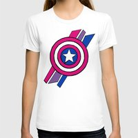 agents of shield T-shirts featuring Shield by Shop 5