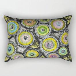 Flowers #7 Rectangular Pillow