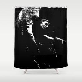 Fallen Angel Shower Curtain