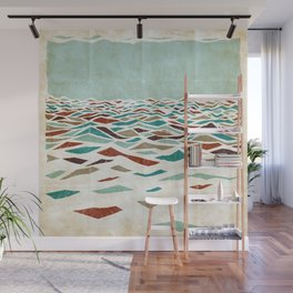 Sea Recollection Wall Mural
