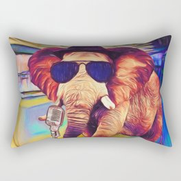 Trunk it Up Rectangular Pillow