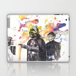 Darth Vader Pointing Leia Star Wars Movie Scene Laptop & iPad Skin