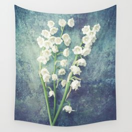 Lily Of The Valley II Wall Tapestry