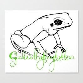 GWAFT logo Canvas Print