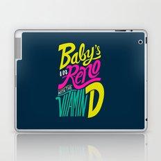 Baby's in Reno Laptop & iPad Skin