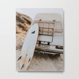 lets surf xxvii Metal Print