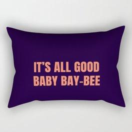 Baby Bay-bee Rectangular Pillow