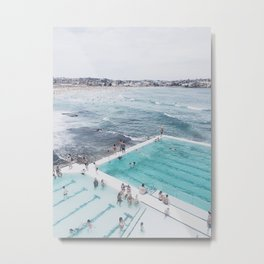 That's just the Waves Metal Print