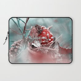 Fly agaric like from the fairytale forest Laptop Sleeve