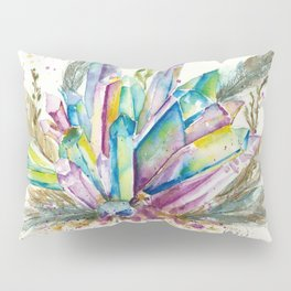 Crystals Pillow Sham