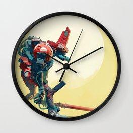 GIANTBOT#2 Wall Clock