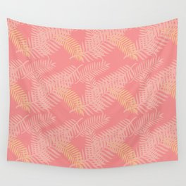 Tropik Pink Wall Tapestry