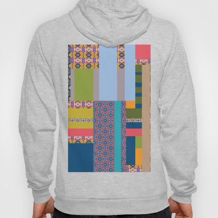 All about pattern Hoody