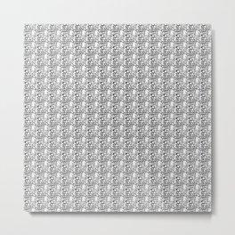 Quantique 04 semi Metal Print
